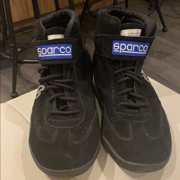 Sparco SFI racing shoes